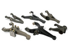 Horquillas de embrague de DT Spare Parts para camiones, autobuses y furgonetas