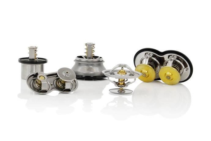 DT Spare Parts crea nuevos termostatos para camiones y autobuses