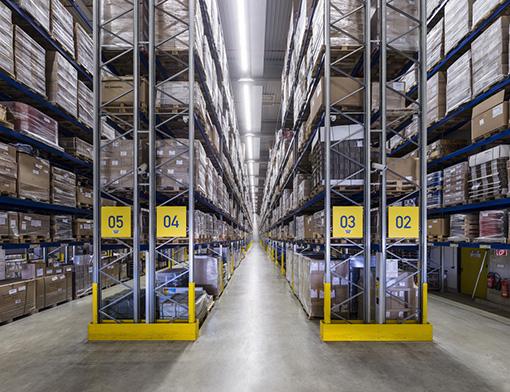 Dachser logra aumentar y vigorizar su capacidad de almacenaje