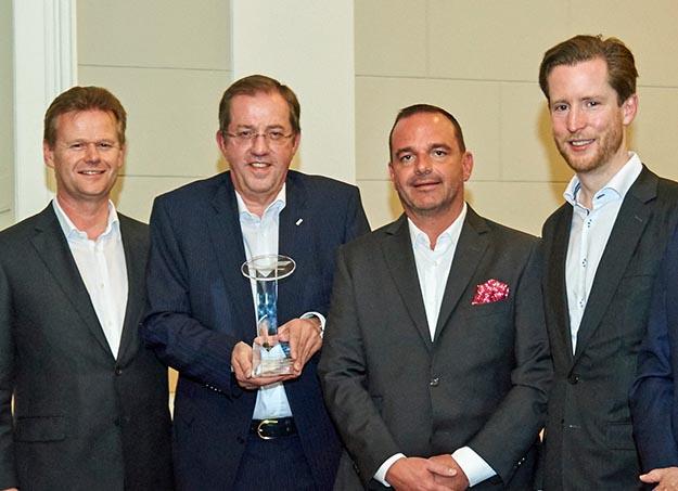 Dachser, premiada por Lufthansa Cargo por su excelente cooperación