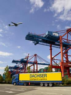 Dachser continúa con su expansión y crece en Asia y Norteamérica