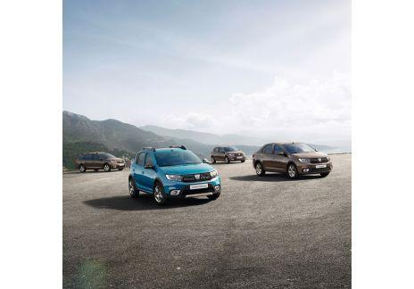 Dacia presentará en el Salón de París cuatro nuevos modelos