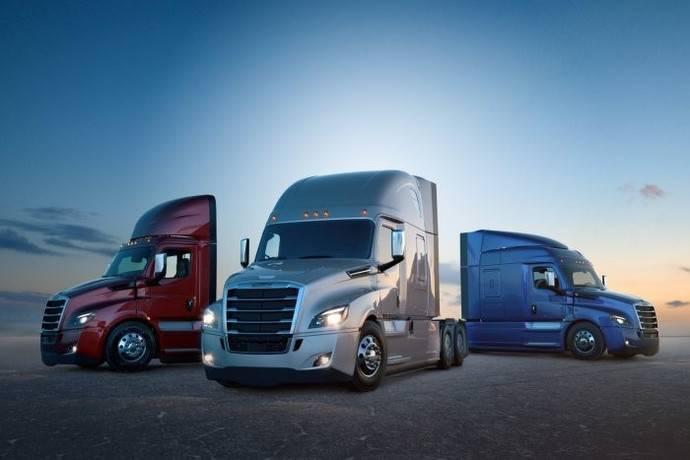 Daimler entrega el modelo 50.000 de su popular Freightliner New Cascadia