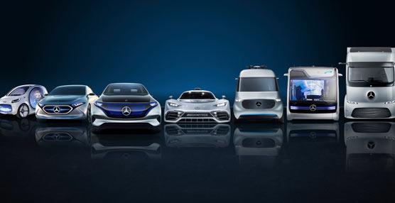 Daimler invierte 20 billones de euros en celdas de batería