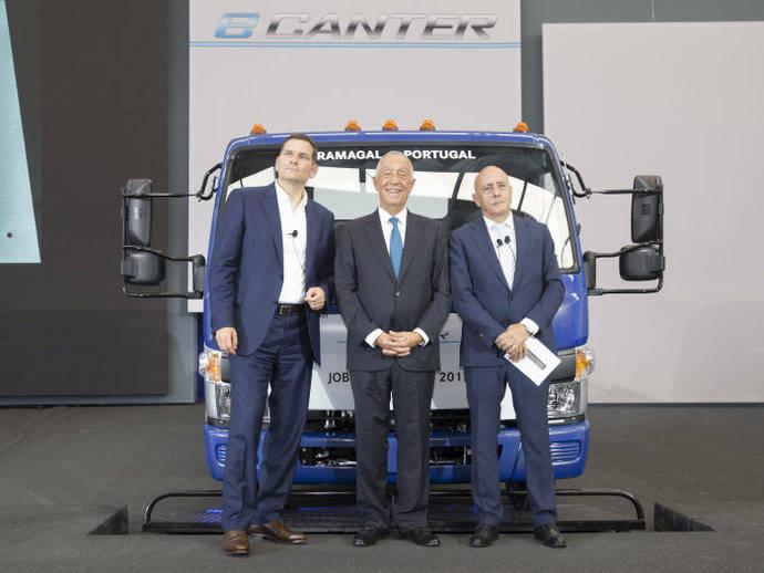 Daimler comienza la producción del primer camión ligero completamente eléctrico