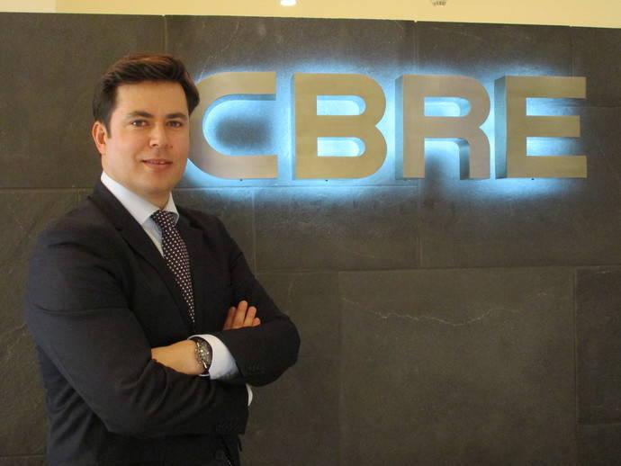 David Oliva, nuevo director de Industrial y Logística de CBRE