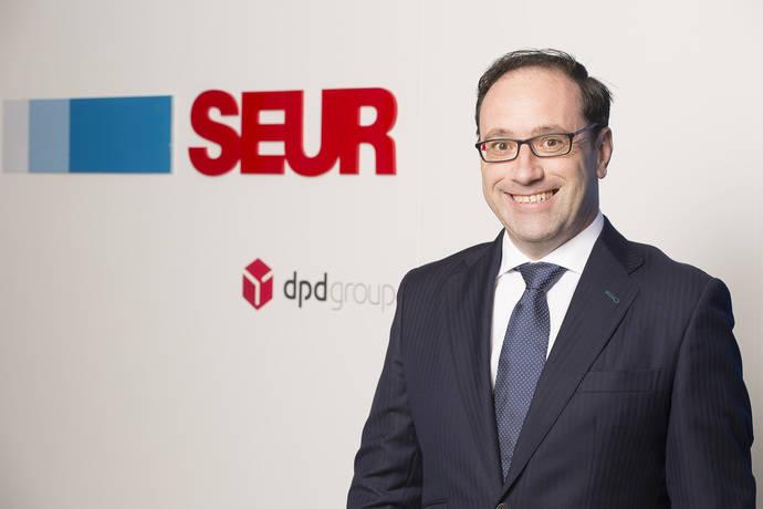 David Sastre, nuevo director de Clientes de Seur