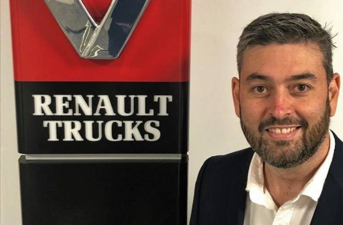 Nueva dirección de electromovilidad en Renault Trucks