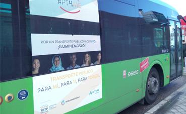 Arriva Dblas se suma a la campaña #PT4ME