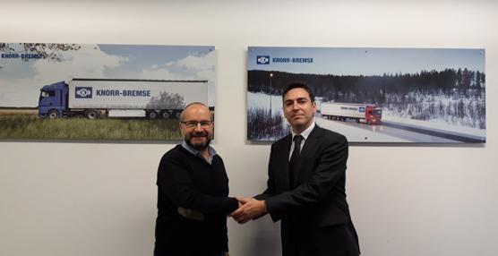 Atfrie y knorr-bremse firman un acuerdo de colaboración para mejorar el servicio