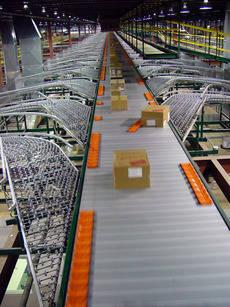 El clasificador de Dematic gestionará los flujos del 'picking' que se realizan en las áreas de almacenamiento interno al centro de distribución.