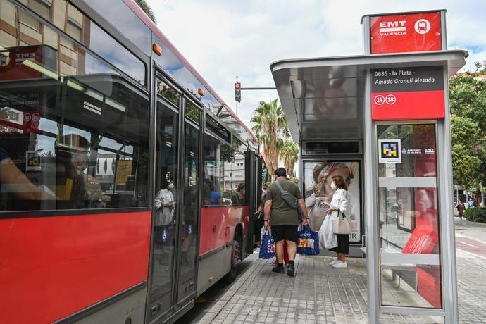 250.000 personas eligieron EMT Valencia el día sin coches