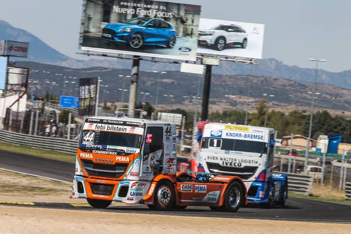 Iveco gana el Campeonato Europeo de Carreras de Camiones