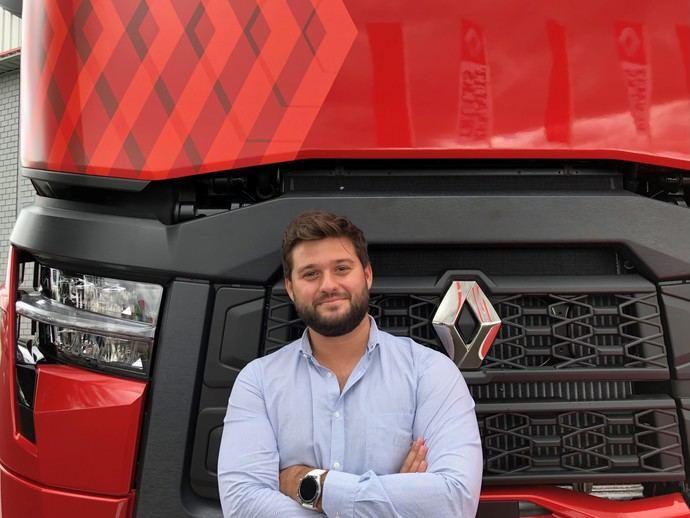 Nuevo responsable para el área de Transports Solutions de Renault Trucks