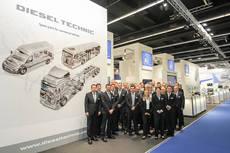 Novedades de Diesel Technic convencen en Automechanika y el Salón de la IAA