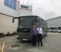 Autocars Domenech recibe el Vectio TH de Somauto