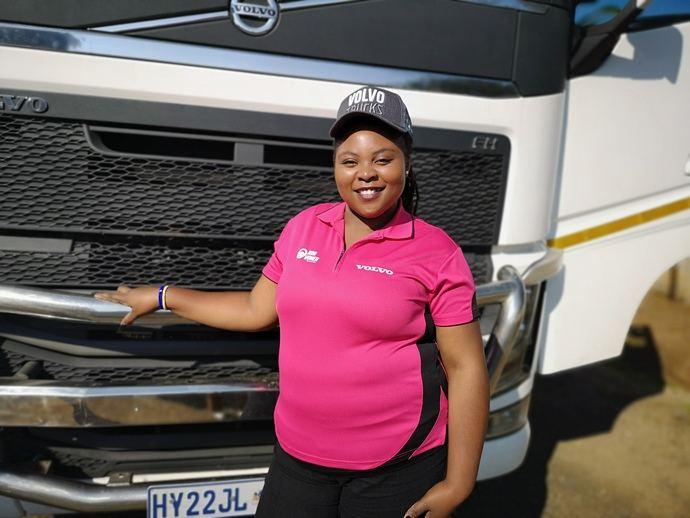 Volvo Trucks impulsa a las mujeres en el transporte