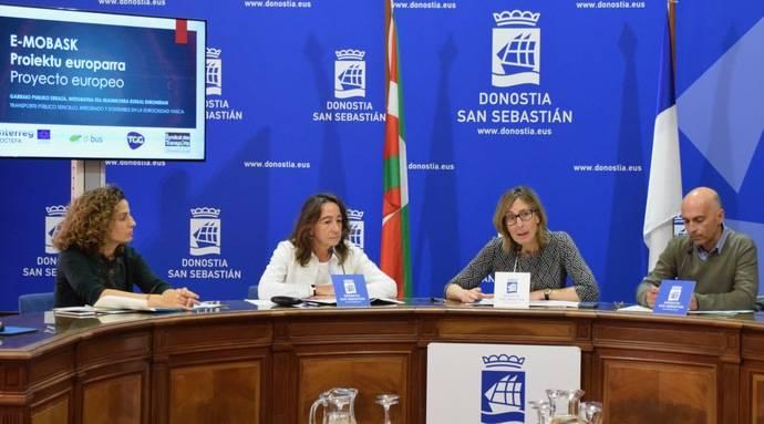 Proyecto E-Mobask promueve transporte público transfronterizo