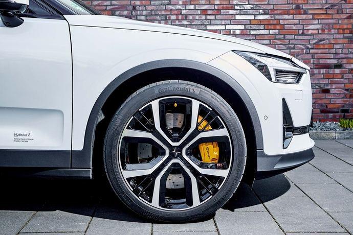 Continental: los neumáticos de más del 40% de e-vans en Europa