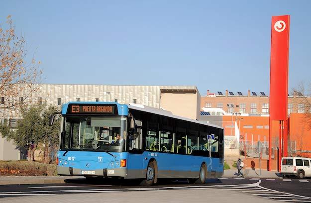 EMT de Madrid decide mejorar el servicio en 10 líneas de la red