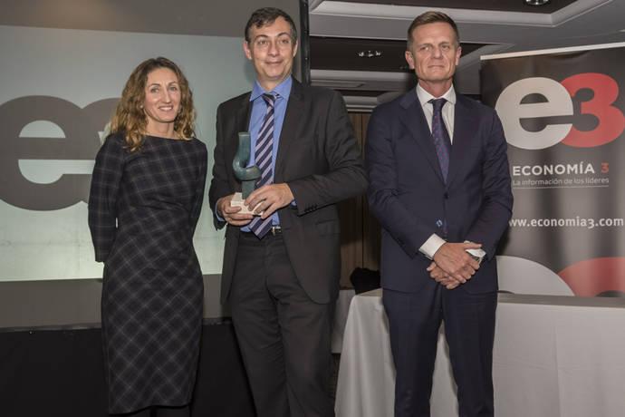 Istobal recibe el premio Economía 3