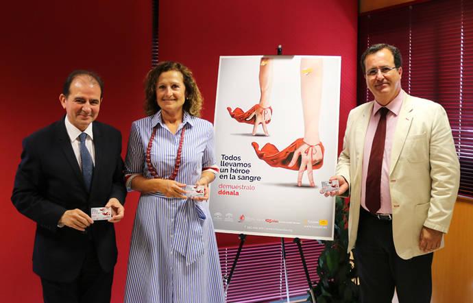 Tussam colabora con el Centro de Transfusión, Tejidos y Células de Sevilla