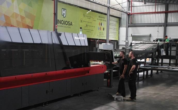 Hinojosa apuesta por la innovación en el sector packaging