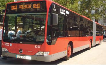 Nuevos proyectos para el transporte público de Valencia