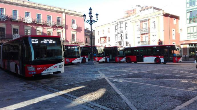 Gijón compra dos New City articulados y cuatro de 12 metros a Castrosua