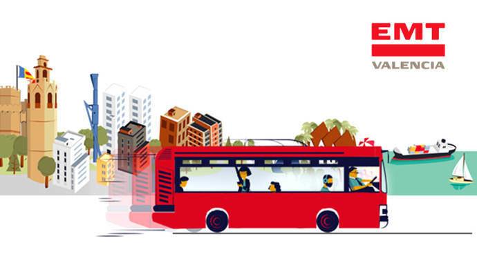 Valencia: 8,5 millones de euros paraa renovar mil paradas de MetroBus