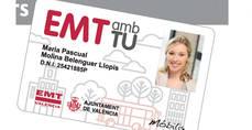 EMT Valencia lanza un título de transporte para 'parados'