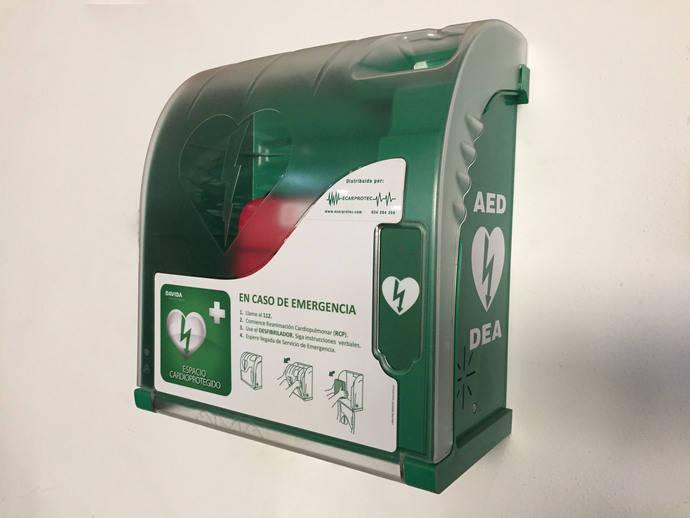 El Grupo Moldtrans se suma a la red de espacios cardioprotegidos