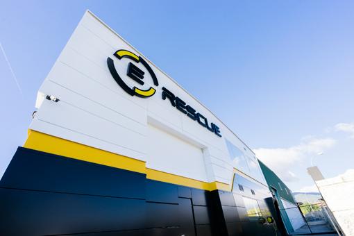 Comienza la fabricación del sistema de seguridad E-Rescue