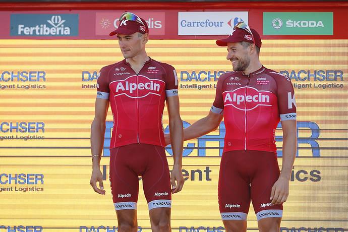 Dachser dará cobertura a La Vuelta en Valencia