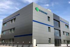 El nuevo edificio de Domino España.