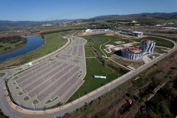 Imagen del sector El Fresno, en el Área Logística Bahía de Algeciras.
