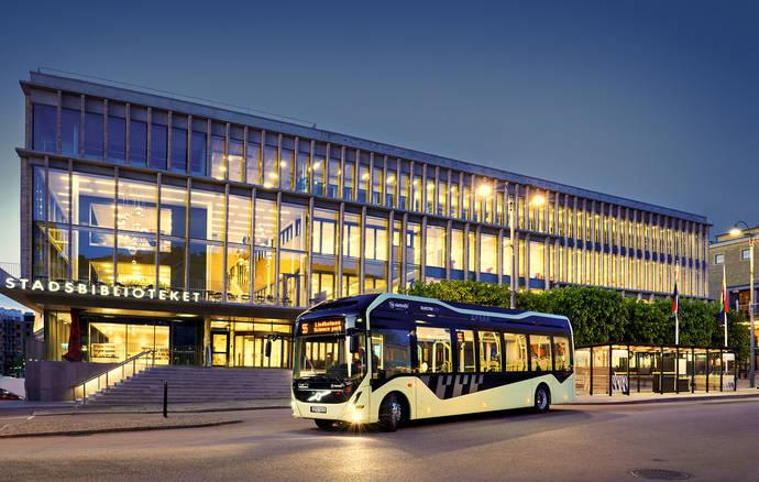 Electricity preparada para ampliar la red de autobuses eléctricos en Gotemburgo