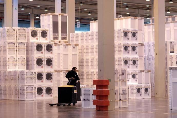 Logiters gestionará la logística de Whirlpool en España y Portugal.