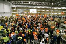 La contratación logística en Madrid bate récords en 2017