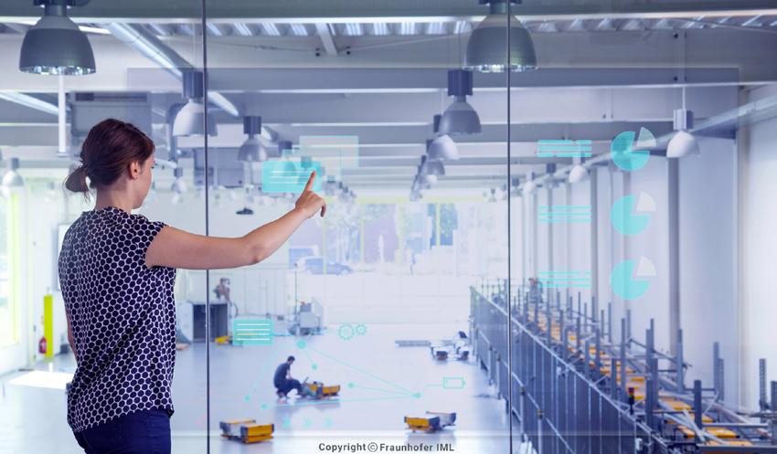 Dachser funda Enterprise Lab con Fraunhofer