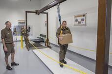 Imagen de uno de los centros de formación de UPS