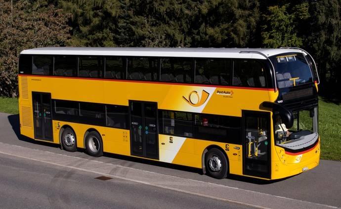 La escocesa ADL muestra en Busworld sus Enviro 200 y 500