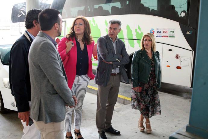 Andalucía y Jerez, cerca de convenio para mejora de la estación de buses