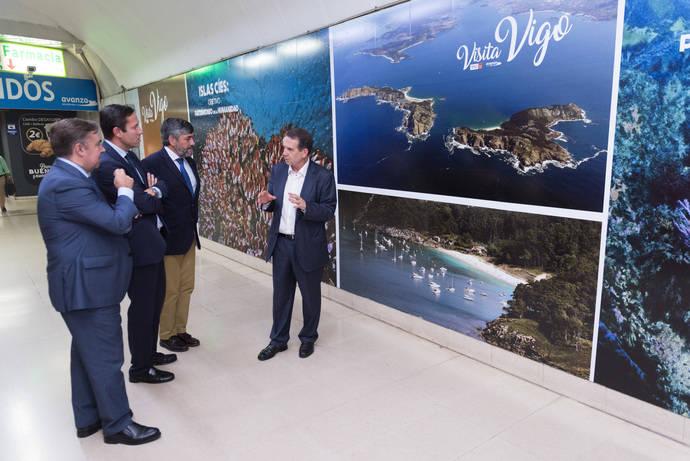 Avanza promociona el Turismo en las Islas Cíes
