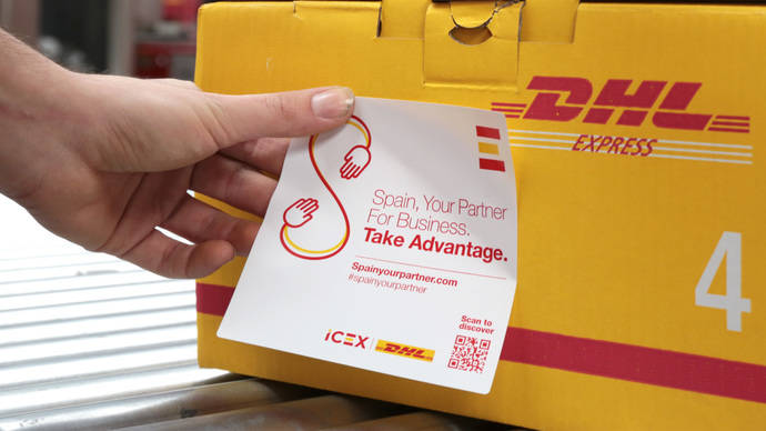 Icex y DHL lanzan la campaña 'Spain, Your Partner for Business'
