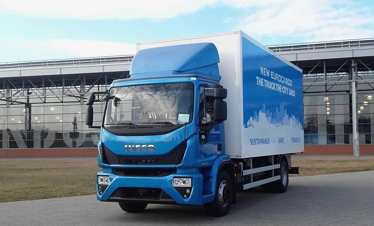 Iveco recibe una gama de camiones de GNC y GNL