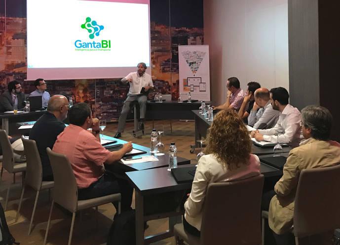 GantaBI inicia una ronda de eventos por toda España con empresas del Sector
