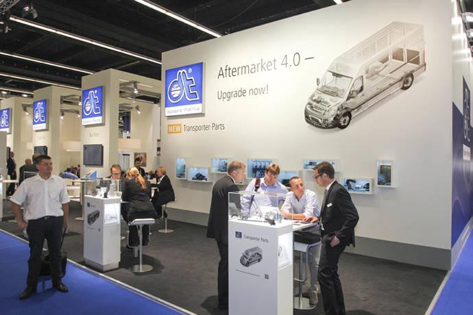 Diesel Technic y sus marcas DT Spare Parts y SIEGEL estarán en la feria de Frankfurt