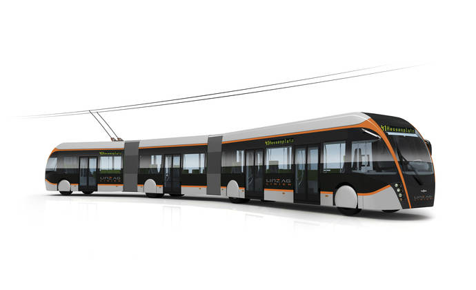 Van Hool suministrará 20 'tram-buses' a Linz (Austria)