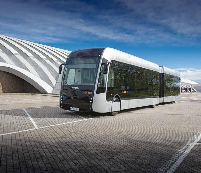 Van Hool presentará tres estrenos mundiales y 18 vehículos en Busworld
